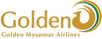Golden Myanmar Airlines Logo